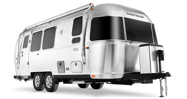 RV storage in NEPA for Airstream RV trailers